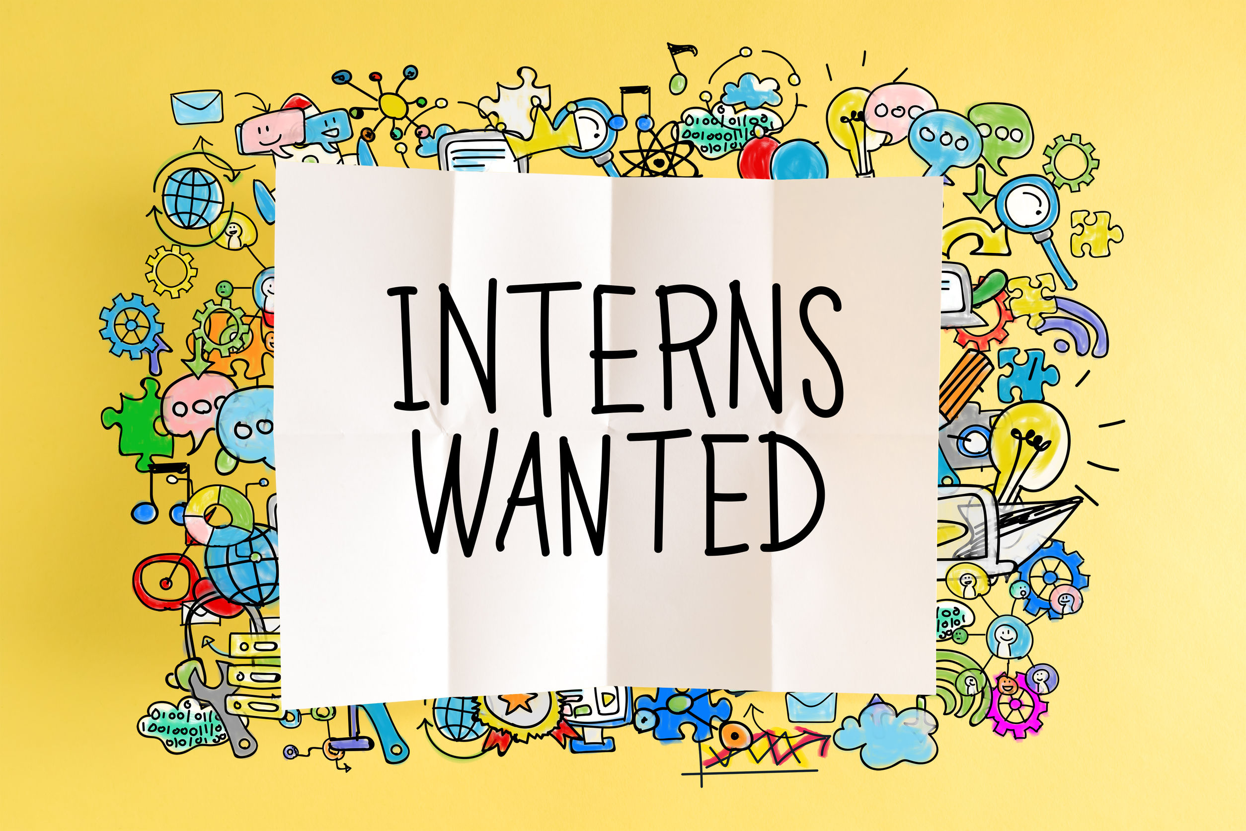Internship opportunities!